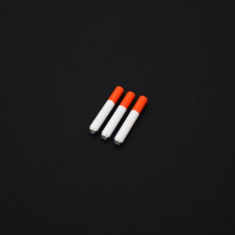 Metal Cigarette Bat One Hitter Pipe Small Iai
