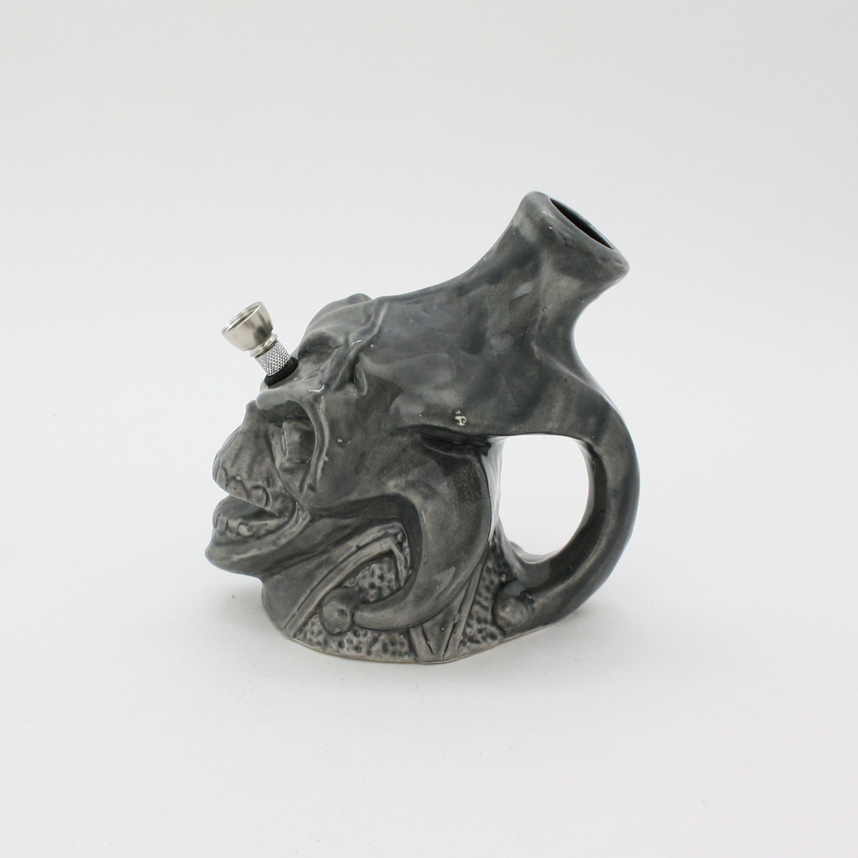 Ceramic Water Pipe Joker Skull Iai Corporation