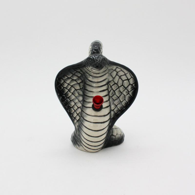 Ceramic Water Pipe Cobra Snake Iai Corporation