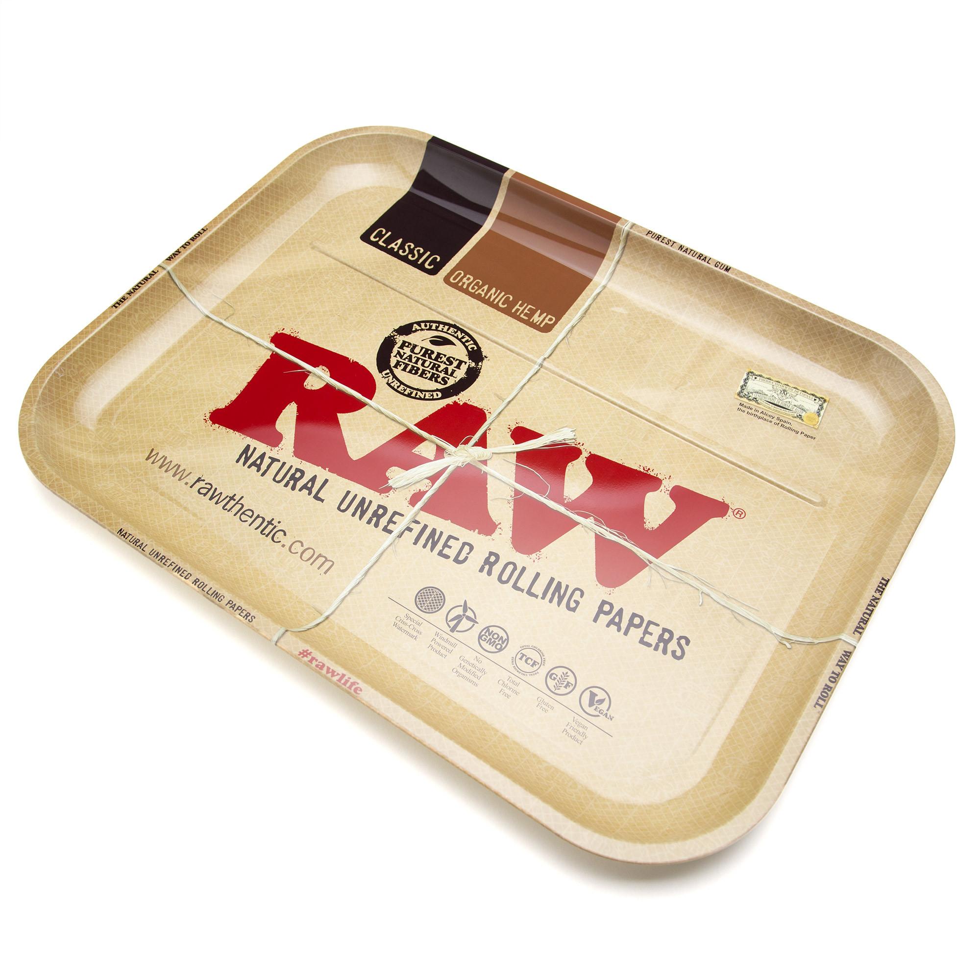 Raw Rolling Tray Xxl Iai Corporation Wholesale Glass