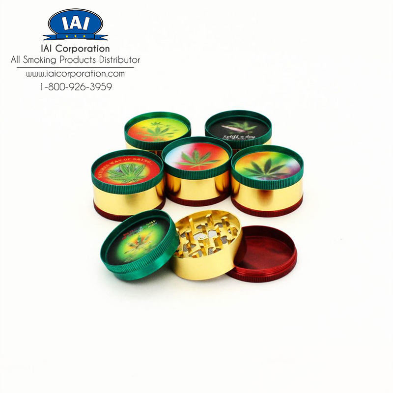 Tobacco Grinder Wholesaler for Your Supplies